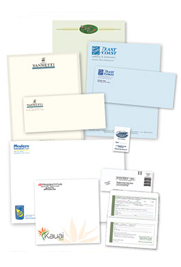 Stationery and Envelopes by Harborside Printing Co of Newburyport